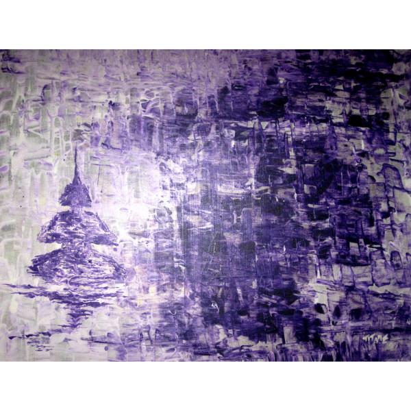 Buddah violet2