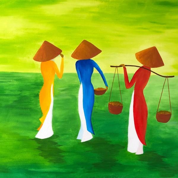Femmes du Laos