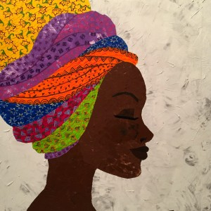 Wax ivoirien